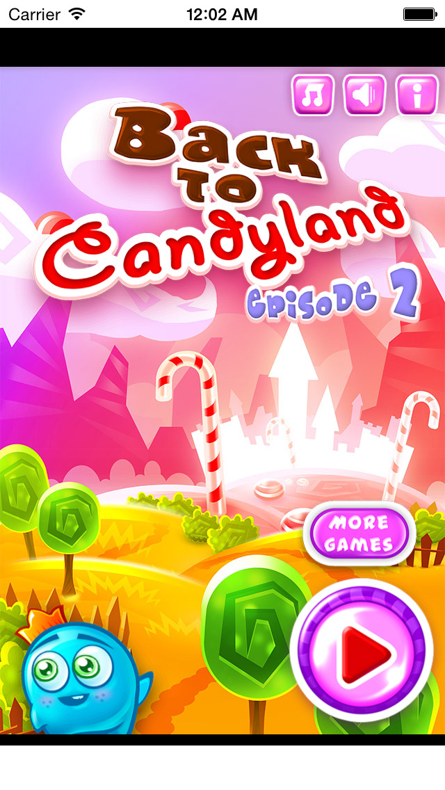 Candy Land Episode Two Free screenshot 1