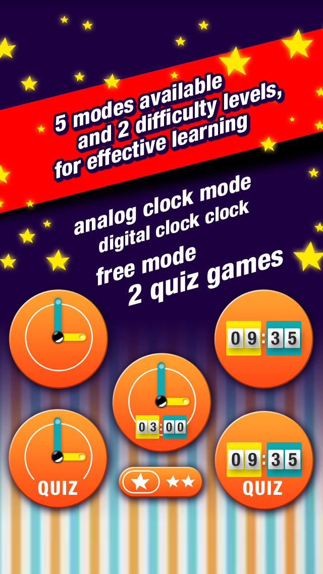 iphone games free app shopper telling time for to learn to tell 7203