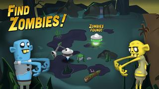 Zombie Catchers - Hunters! screenshot 2