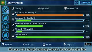 Star Traders 4X Empires Elite screenshot 5