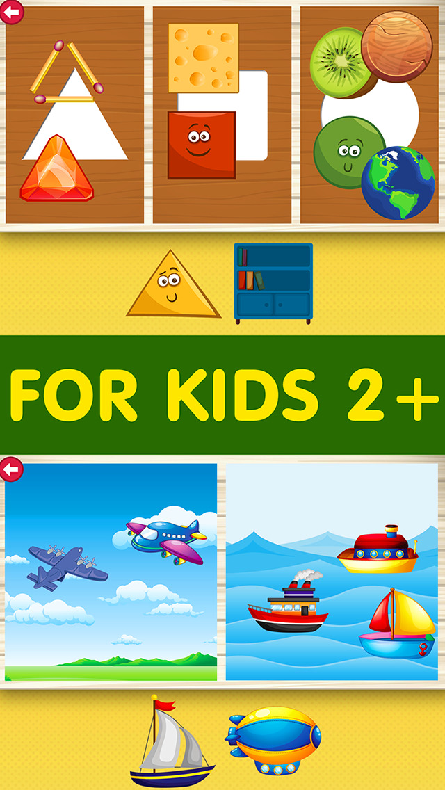 Toddler Kids Games for Boys screenshot 2