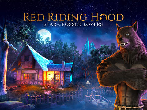Red Riding Hood - Star-Crossed Lovers - A Hidden Object Adventure (FULL) screenshot 6