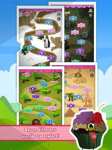 Tasty Tower: Squishy's Revenge screenshot #5