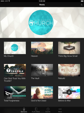 Our Savior's Church screenshot 4