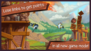 Zombie High Dive screenshot 2