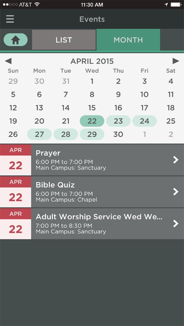 New Destiny Worship Center screenshot 4