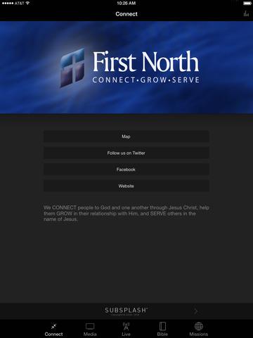 First North Church screenshot 6