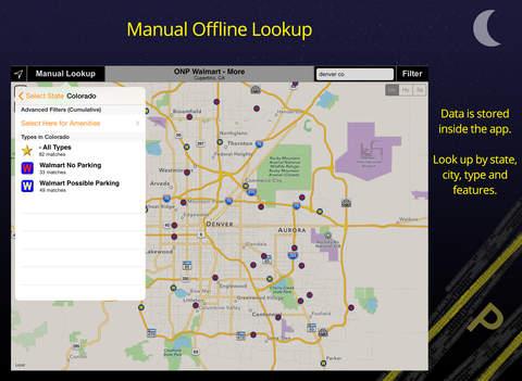 Walmart Overnight Parking screenshot 9