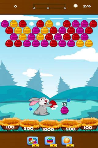 Rabbit Easter Egg Shooter - náhled