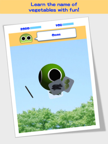 Vegetables Robo FREE screenshot 6