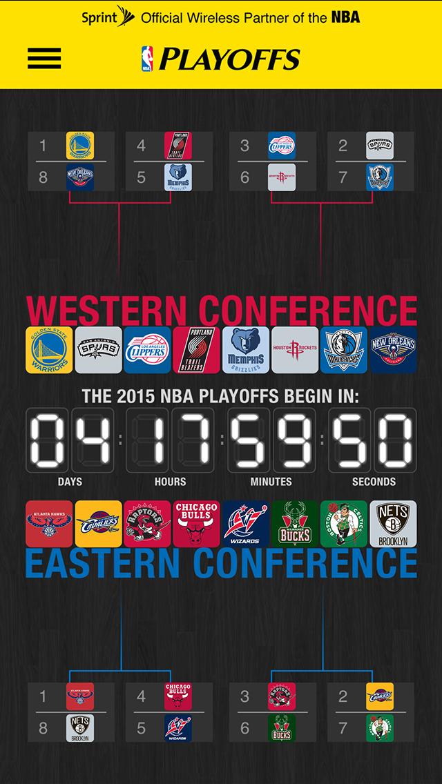 NBA: Official App screenshot 1