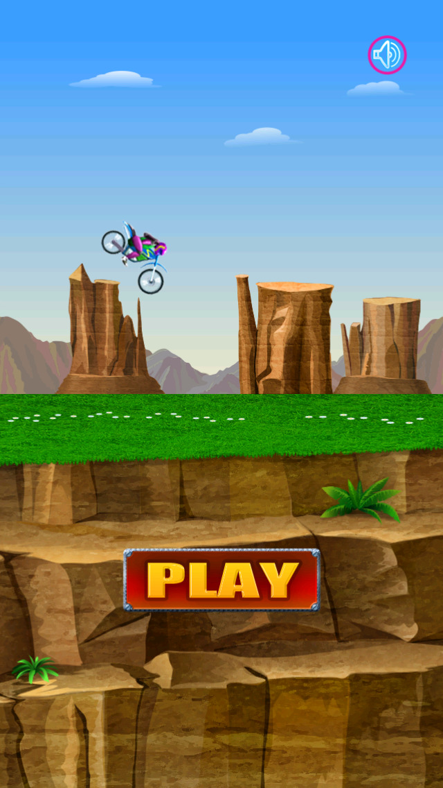 Motorcycle Bike Run screenshot 1