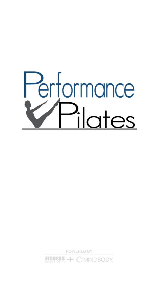 Performance Pilates screenshot #1