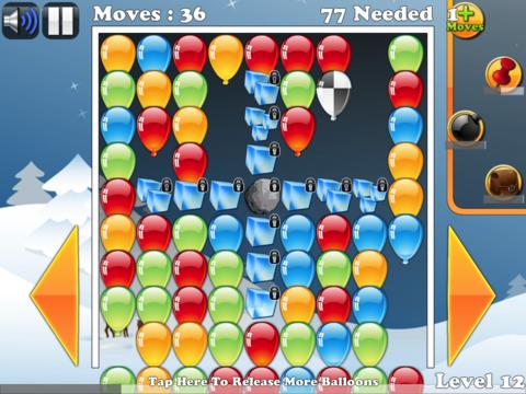 Balloon Twist - Collapse Match-3 Blast screenshot 5