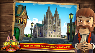 Monument Builders: Cathedral Rising screenshot 1