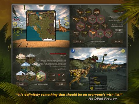 Carnivores: Dinosaur Hunter screenshot 10