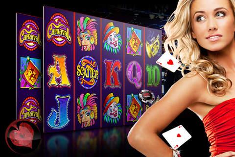 Casino Red - náhled