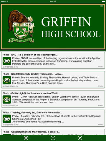 Griffin High School | Apps | 148Apps