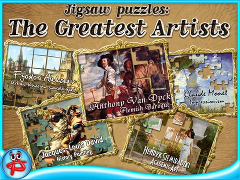 Greatest Artists: Free Jigsaw Puzzle screenshot 6