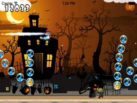 Bubble Zombie screenshot 8