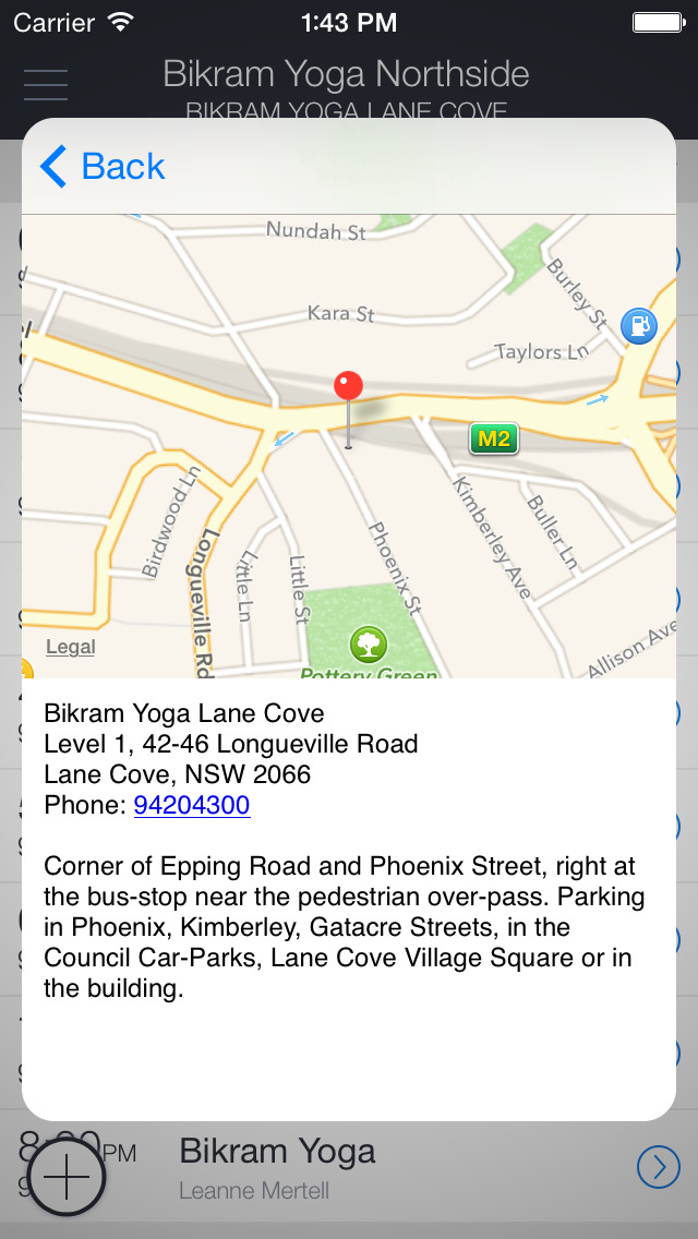 Bikram Yoga Northside screenshot 3