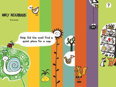 Noisy Neighbors by Ruth Green: Tate Read & Play screenshot 6