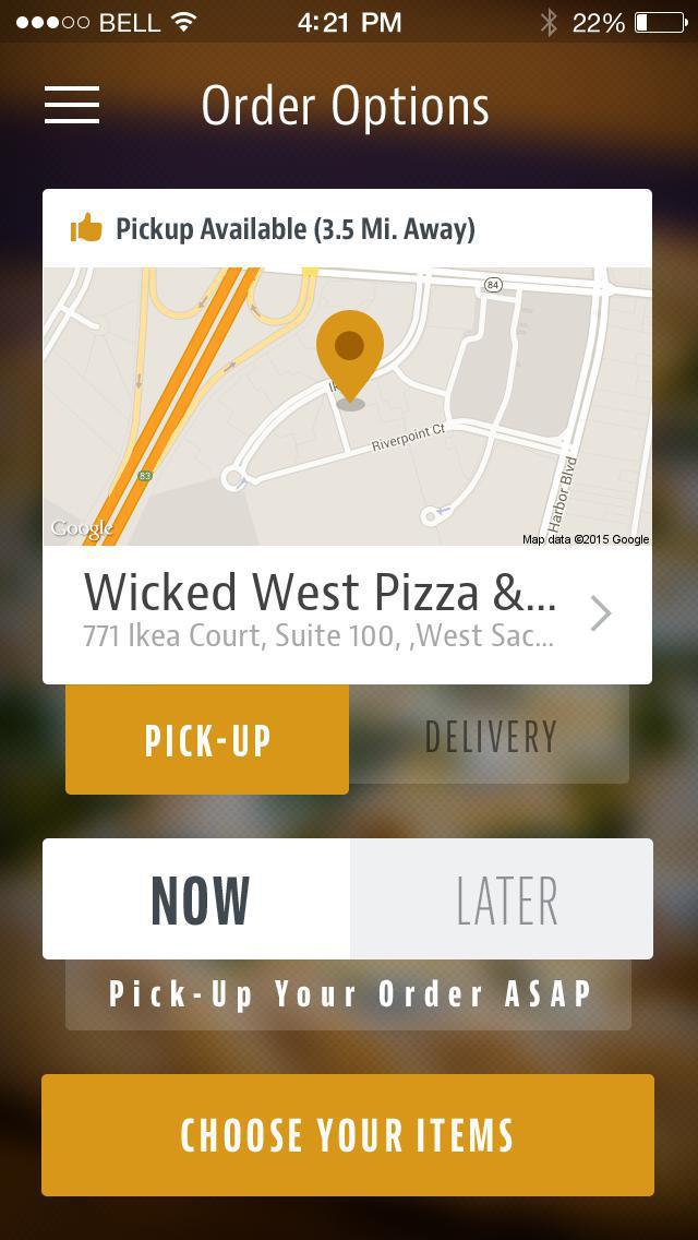 Wicked West Pizza & BBQ screenshot 2