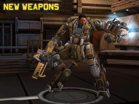 XCOM®: Enemy Within screenshot 9