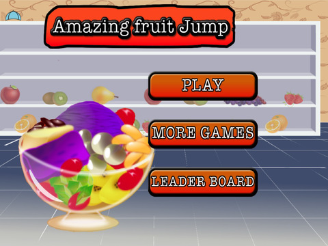 Amazing Fruit Jump Pro screenshot 5