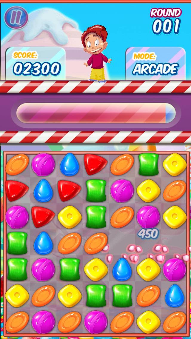 Gummy Adventure screenshot 2
