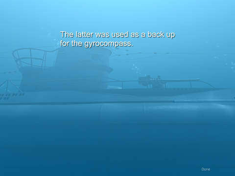 WOTA: U-Boat Compass screenshot 7
