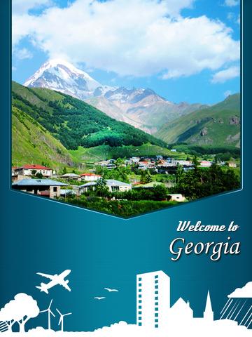 Georgia Essential Travel Guide screenshot 6