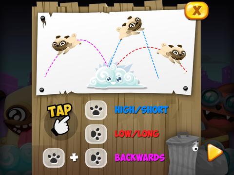 Atmospug, the Cloud Jumping Dog screenshot 9