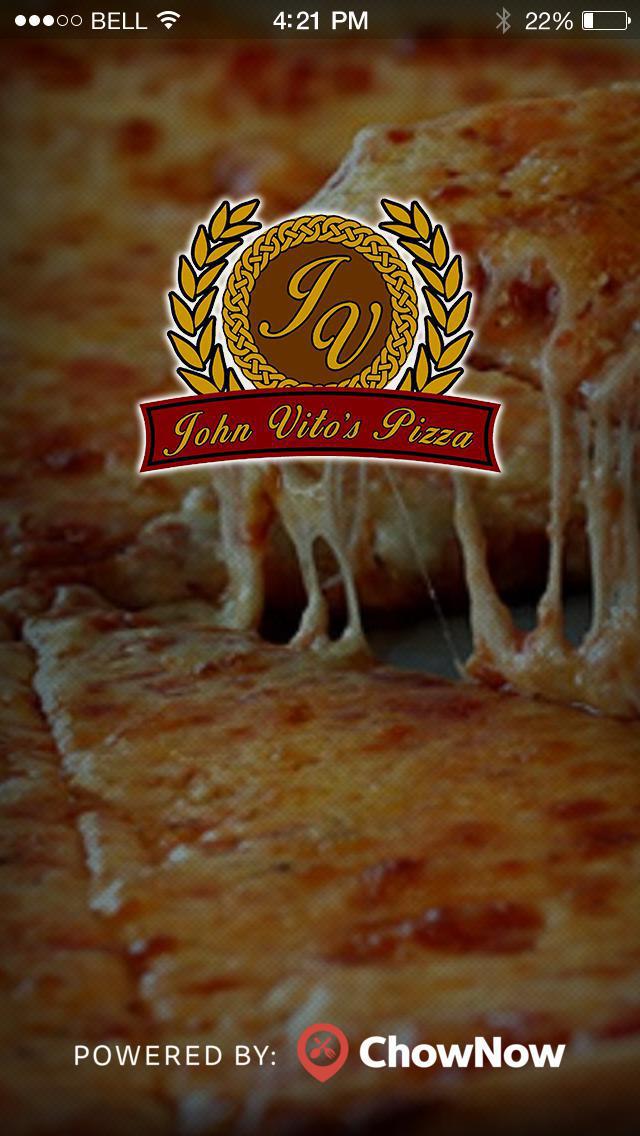 John Vito's Pizza screenshot 1