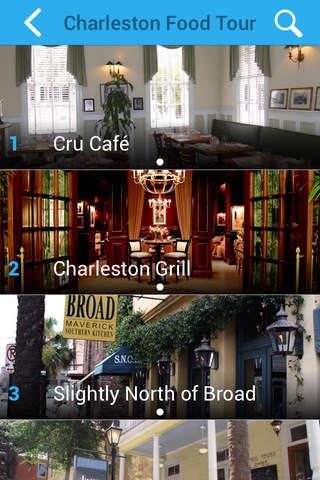 Charleston Food Tour - náhled