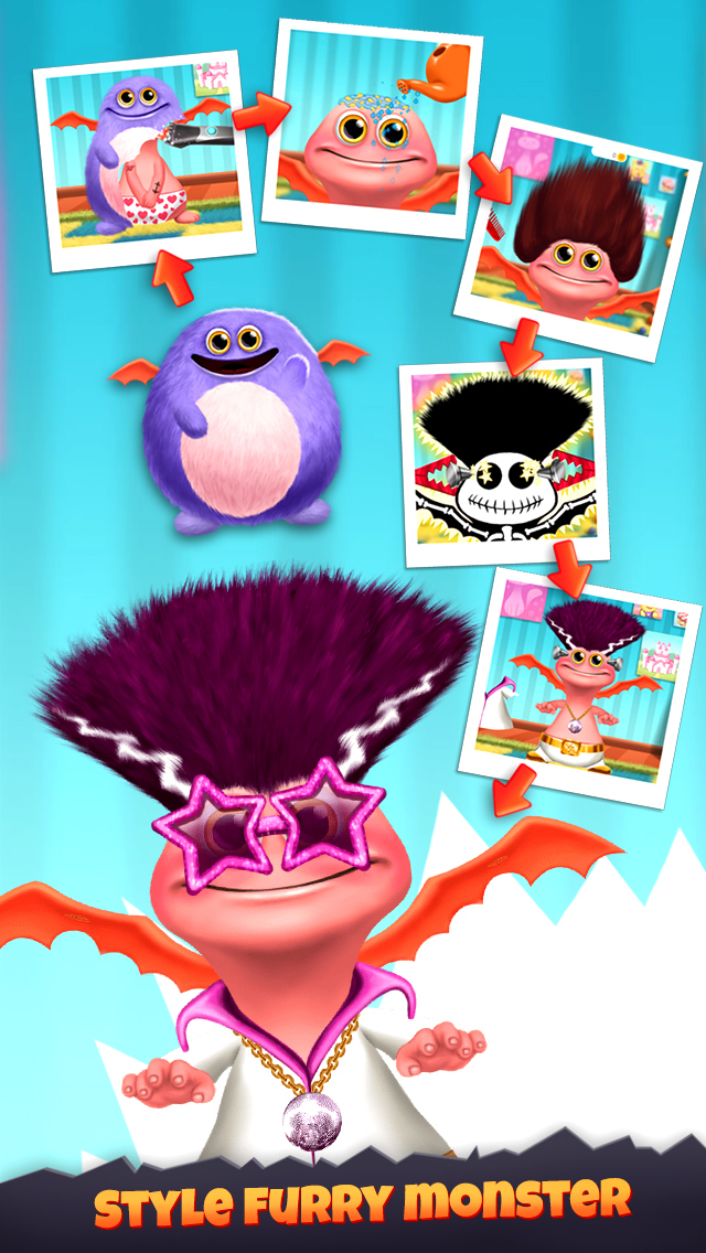 Closet Monsters - No Ads screenshot 5