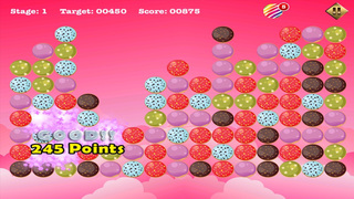 ` Sweet Candy Match - The Jewelry Blast Pop Key Gem Maker Mania HD Free 2 screenshot 4
