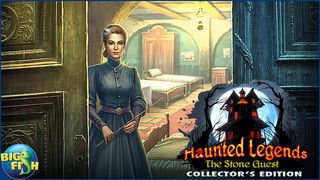 Haunted Legends: The Stone Guest - A Hidden Objects Detective Game screenshot 5