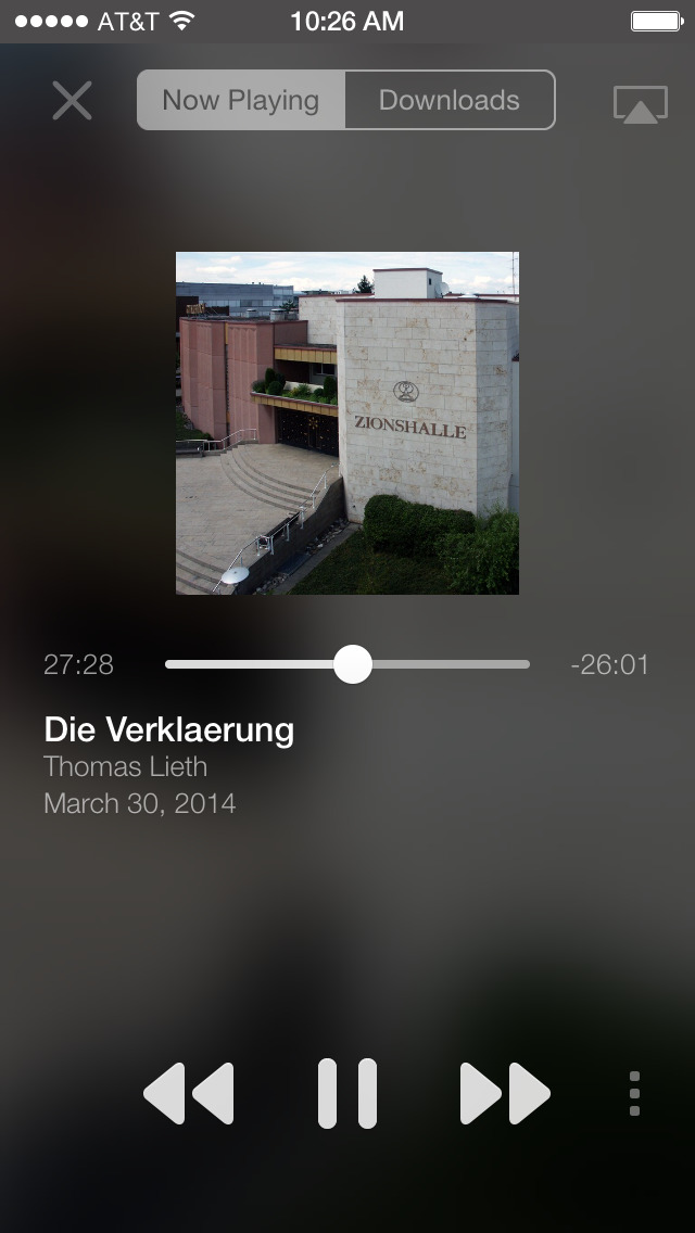 Radio Neue Hoffnung (RNH) screenshot 2