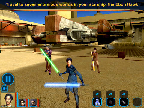 Star Wars™: KOTOR screenshot #5