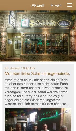 Scheinich's - die Leckerbar screenshot 1