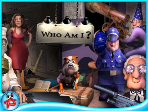 Who Am I: Free Hidden Object Adventure screenshot 6