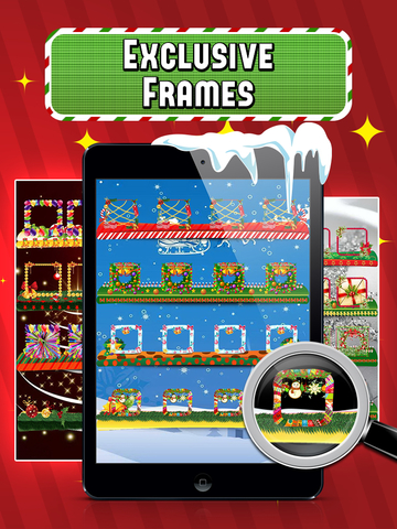 Christmas Screen Builder - Icon Skins Maker screenshot 7