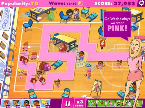 Mean Girls: The Game screenshot 10