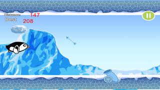 A1 Super Penguin Racing Rivals - new air combat arcade game screenshot 1
