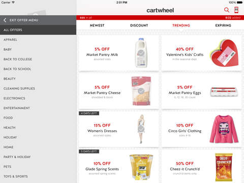 Cartwheel by Target screenshot 8