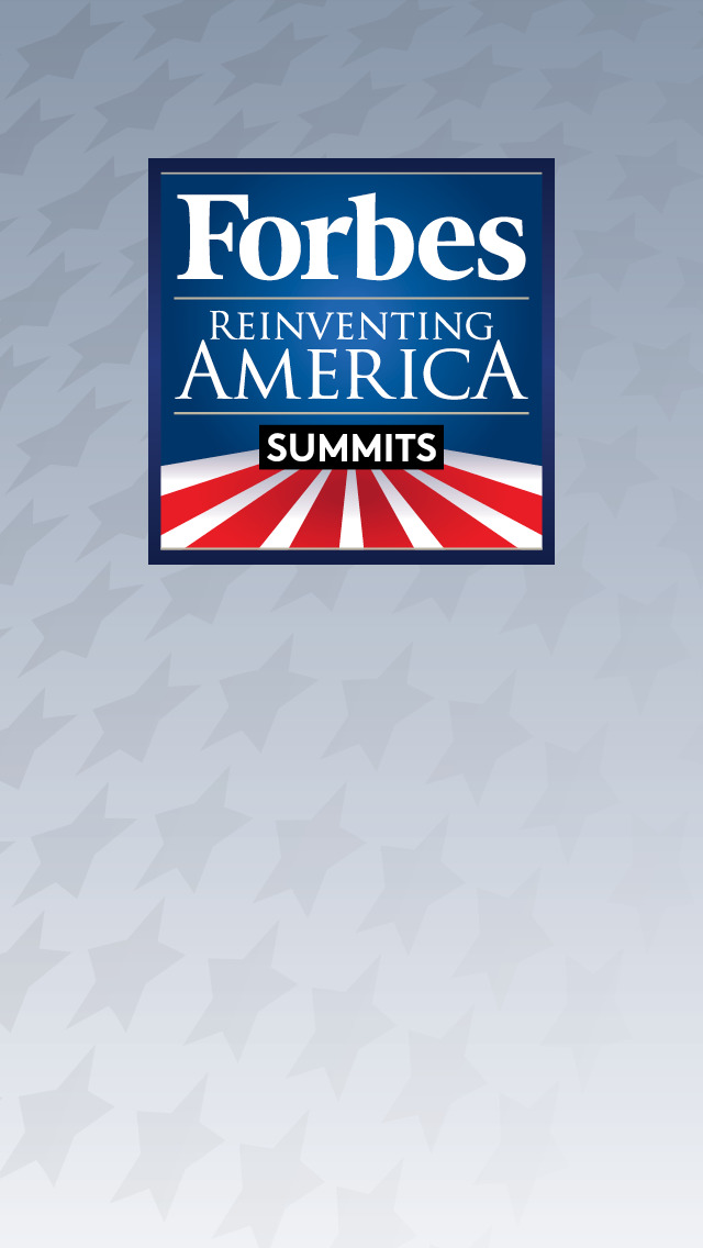 Reinventing America Summits screenshot 1