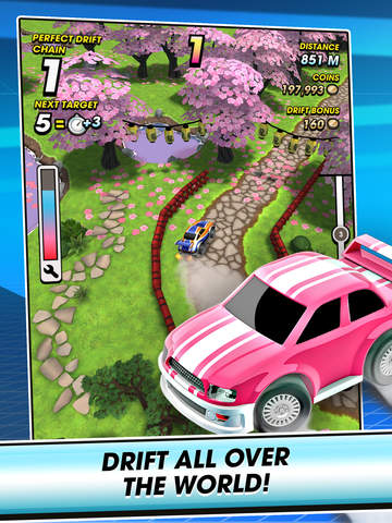 Mega Drift screenshot 6