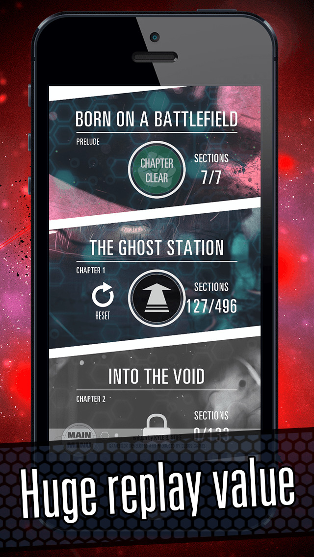 Heavy Metal Thunder - The Interactive SciFi Gamebook screenshot 2