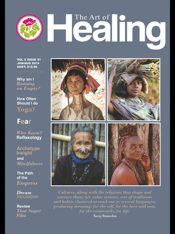 The Art of Healing Magazine screenshot 6